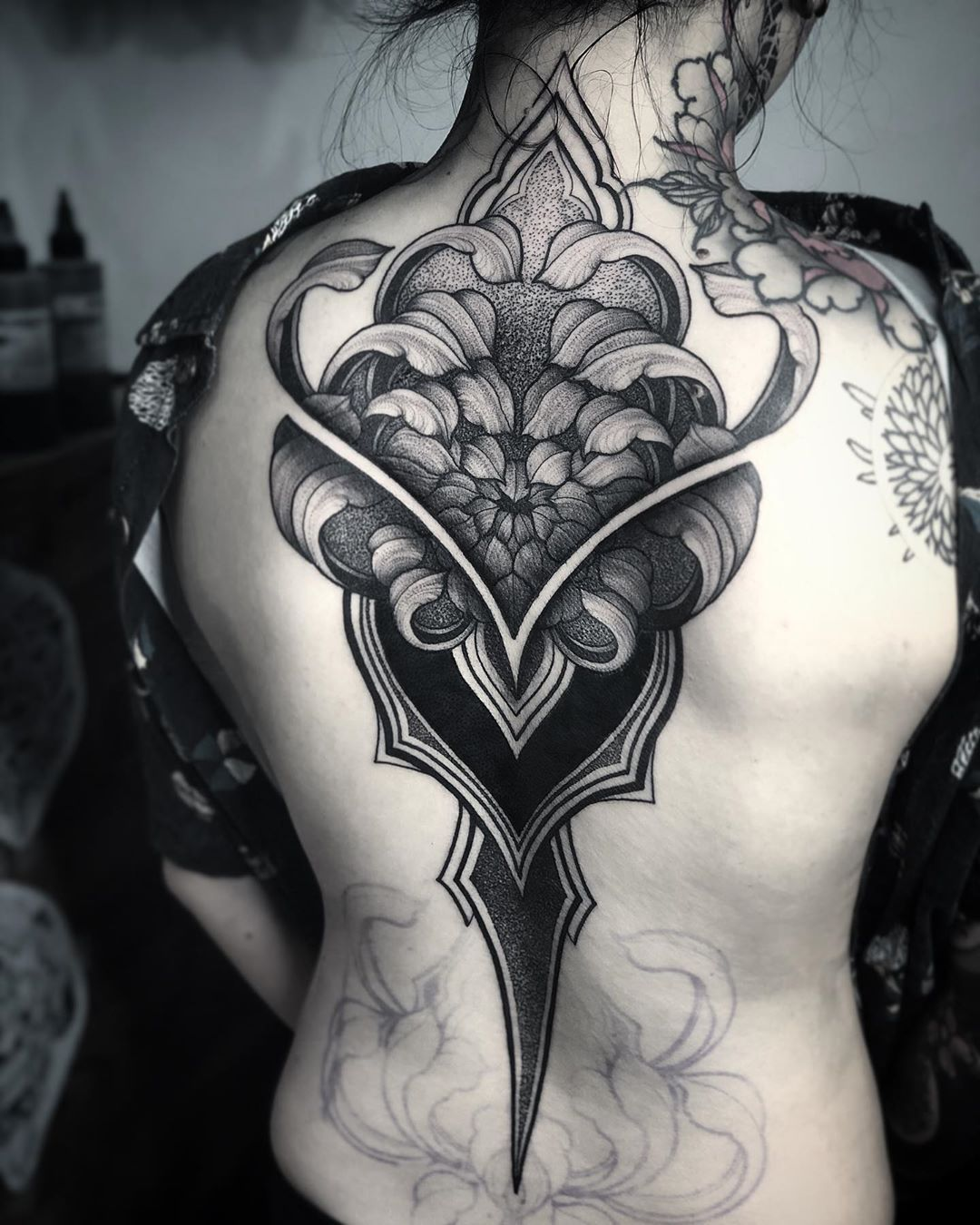 Done at sacred_ornaments in Bali, Indonesia Tattoos