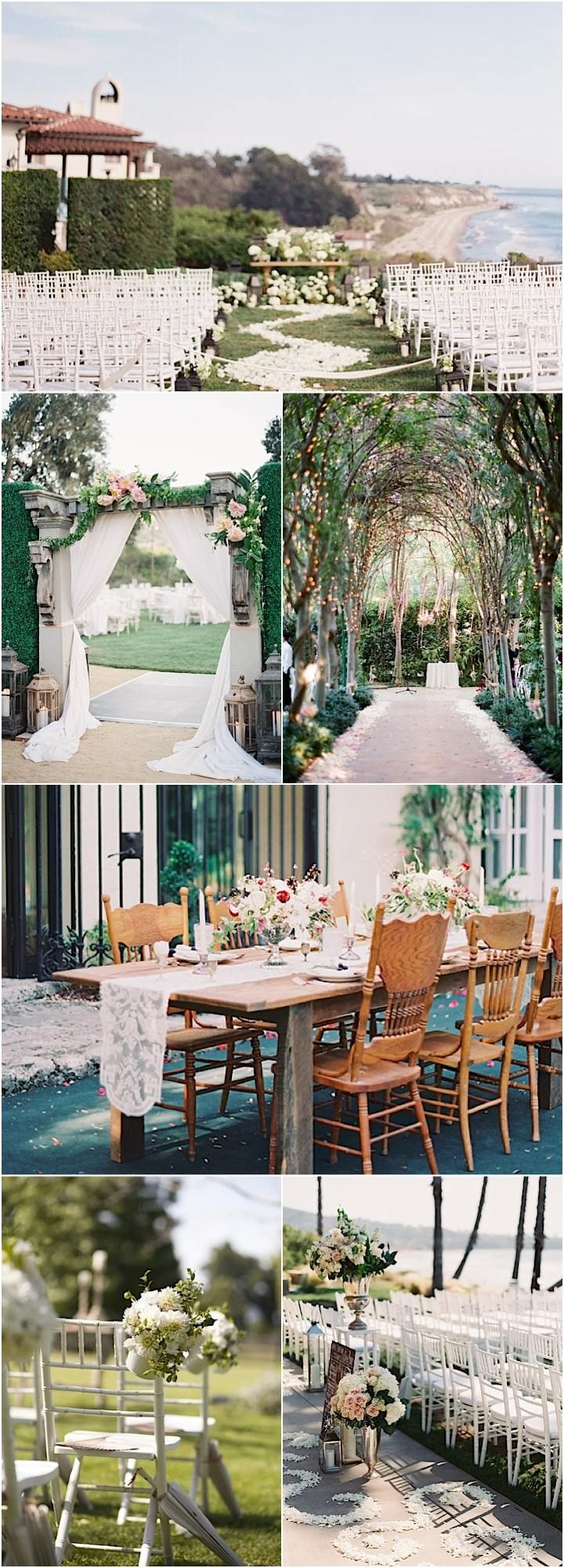 Fantastic Outdoor Wedding Ideas for Spring and Summer ...