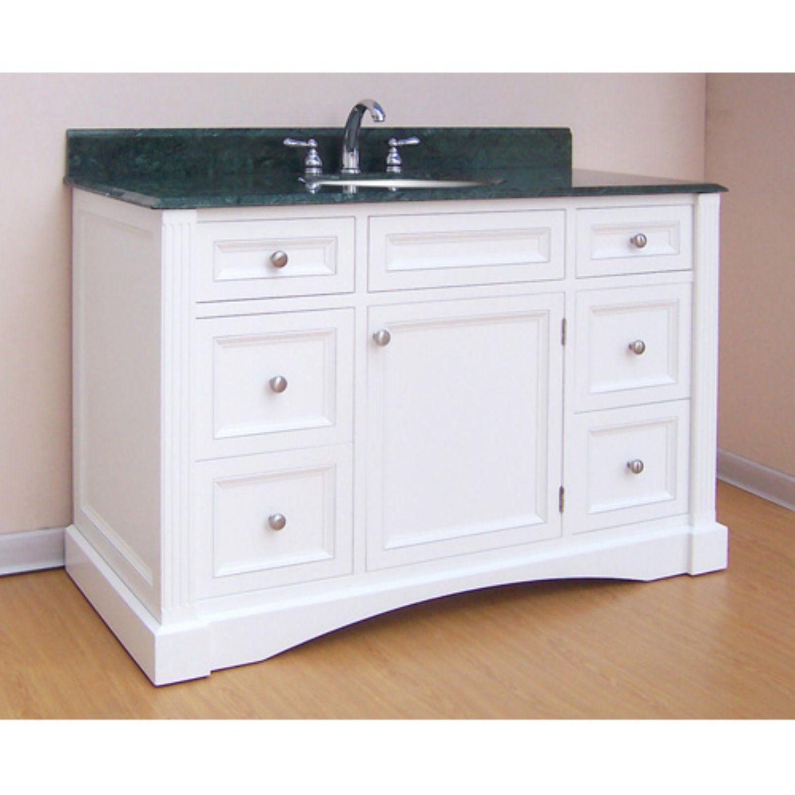 Empire Industries Newport For 48 In Single Bathroom Vanity N48c