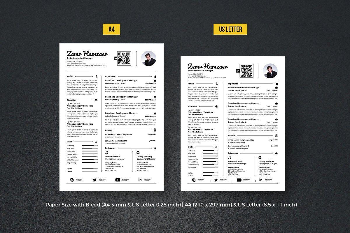 Complete resume vol 7 affiliate features
