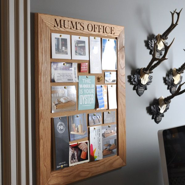 Mum S Office Notice Board