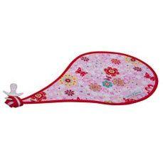 Een heerlijk zacht doekje waar je de speen van je kindje aan kunt doen zodat deze niet zo snel kwijtraakt.