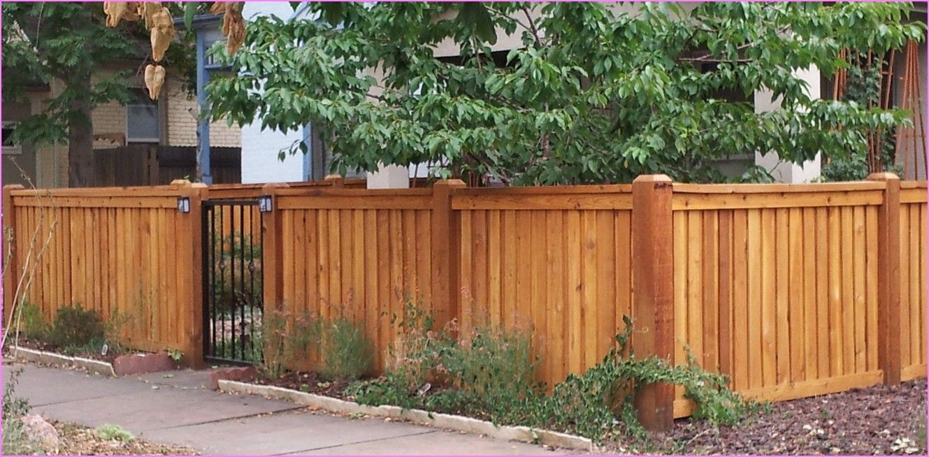Short privacy fence with metal gate fences gates screens short privacy fence with metal gate baanklon Gallery