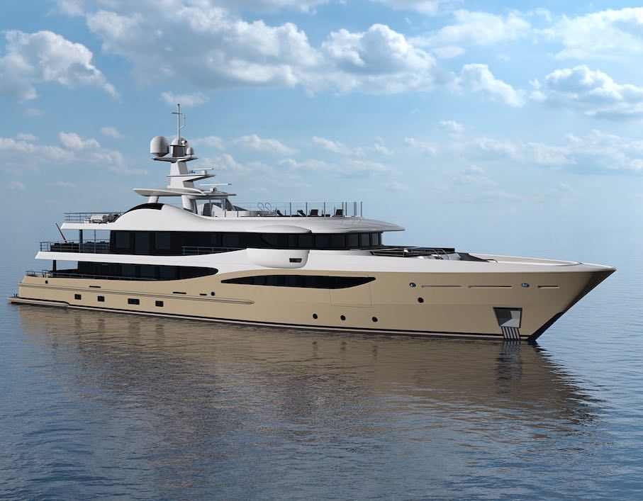 Imperial Yachts Has Sold A 55 Metre Amels 180 Superyacht. By Superyachttimes
