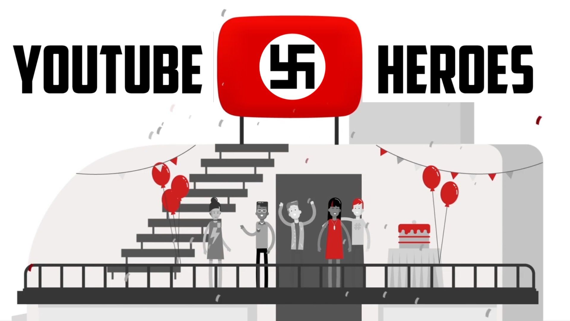 youtube heroes deleted version parody music videos of popular