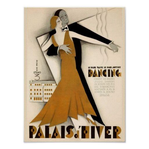 1920/'s Art Deco Swiss Footwear Advert Poster   A3//A2//A1 Print