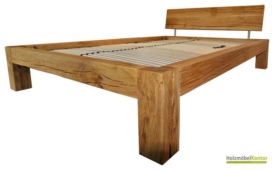 betten aus holzbalken im gibt es diese betten live im showroom und im. Black Bedroom Furniture Sets. Home Design Ideas