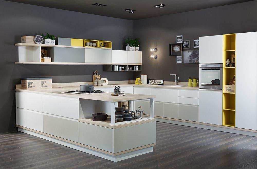 Foodshelf Idee Per La Cucina Cucine Moderne Arredamento
