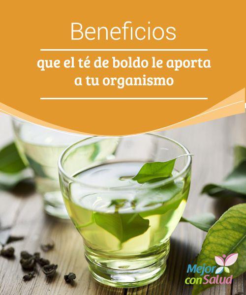 Beneficios Que El Té De Boldo Le Aporta A Tu Organismo Mejor Con Salud Te De Boldo Beneficios Té Para Perder Peso Remedios Naturales