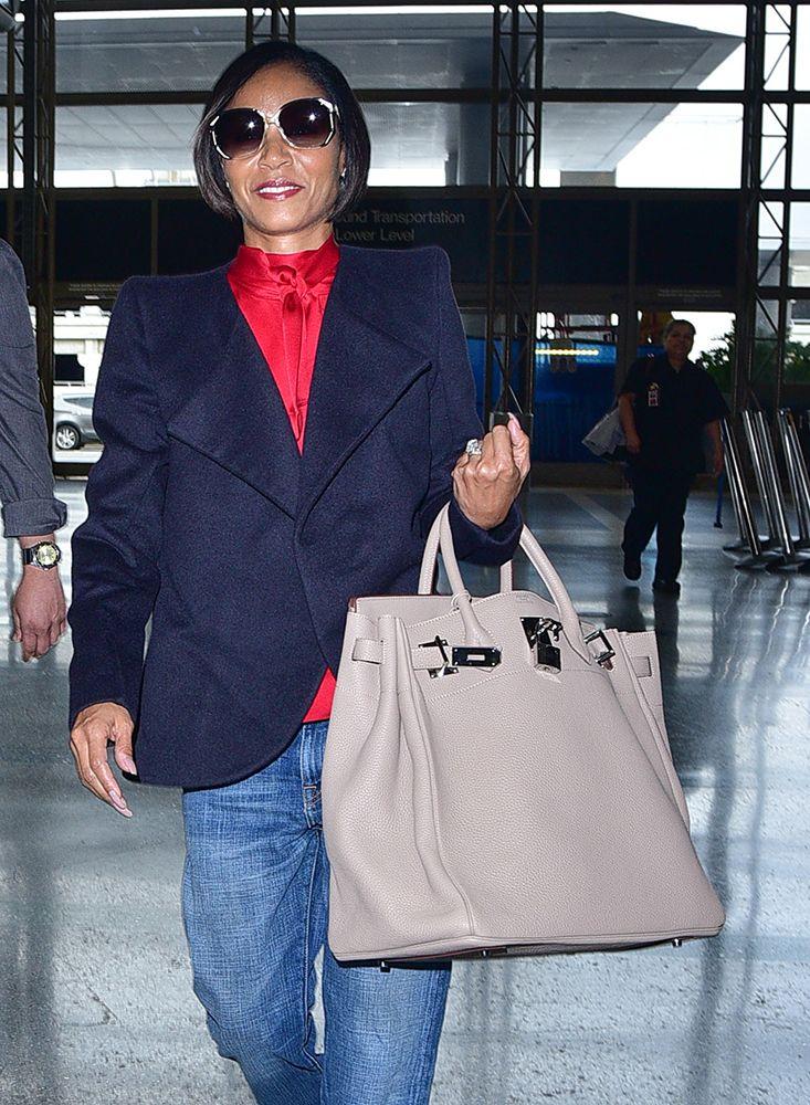 a737e713aa06 Jada-Pinkett-Smith-Hermes-Haut-au-Courroies-Bag-   Bags   Bags ...