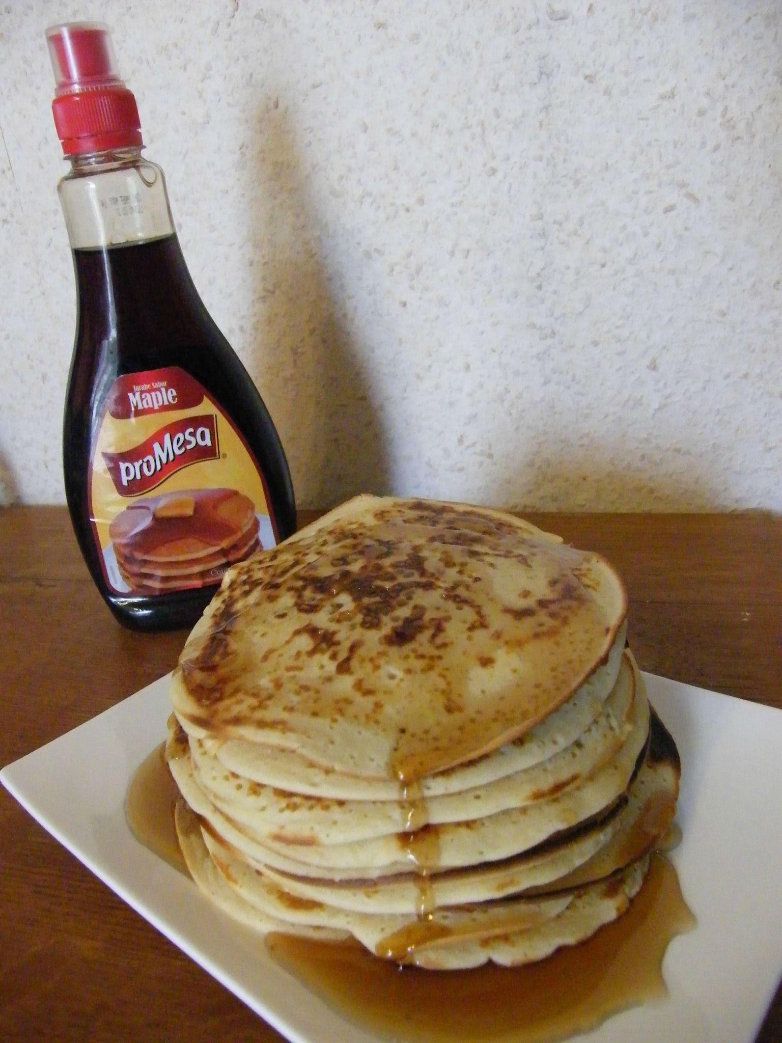 pancake...