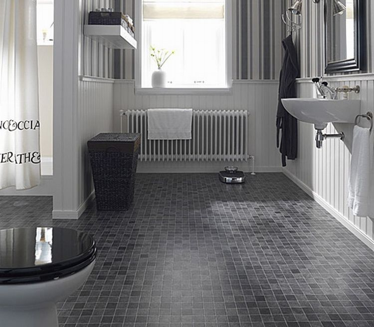 Superbe Flooring For Bathrooms Document Which Is Categorized Within Flooring ...  Love The Simplicity Of