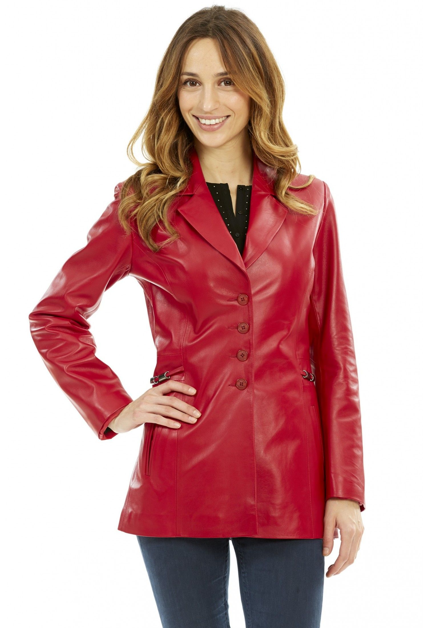 Veste femme style blazer