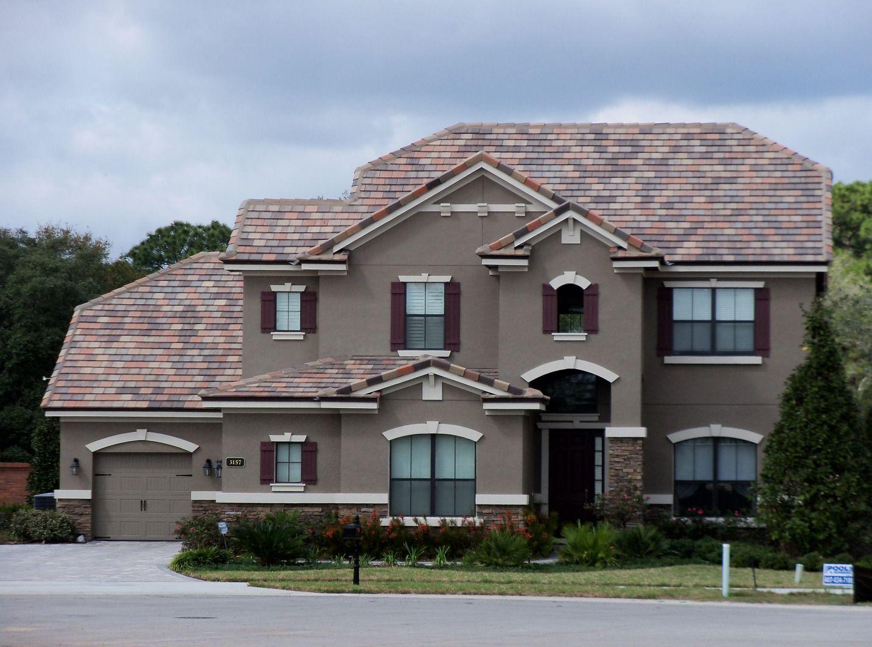 4773 Bel Air Walnut Creek Blend Bel Air Concrete Roof