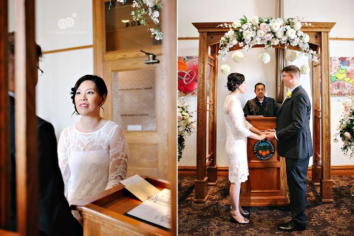Elyce Chris Wedding Old Orange County Courthouse Civil Ceremony Hill Restaurant Reception Photography Pinterest