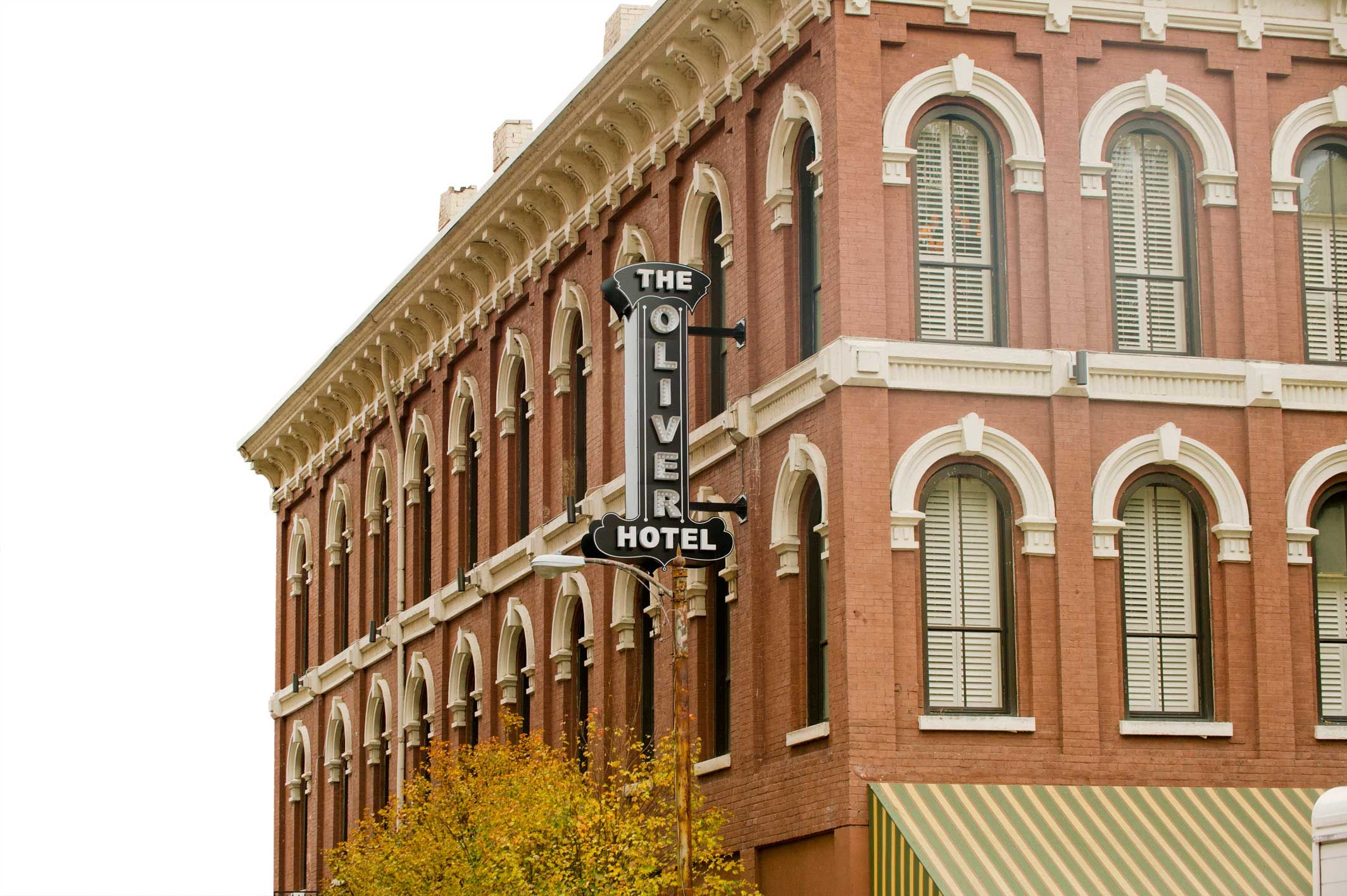 The Oliver Hotel Knoxville Tn Located In The Heart Of