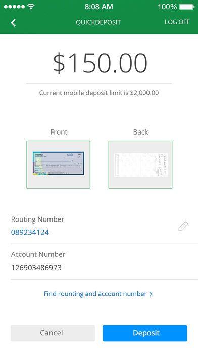 iPhone Screenshot 5 Mobile, Chase