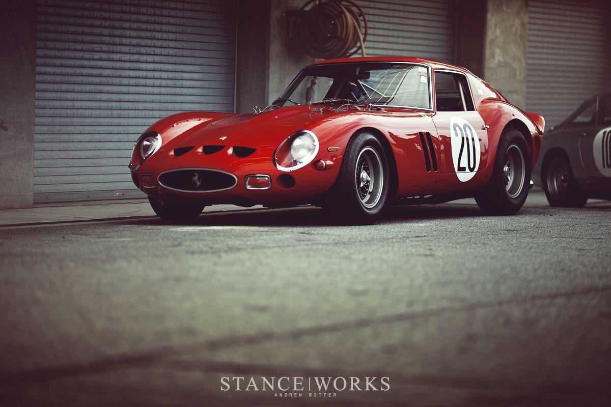 Stance Works Tom Price S 1963 Ferrari 250 Gto Berlinetta With