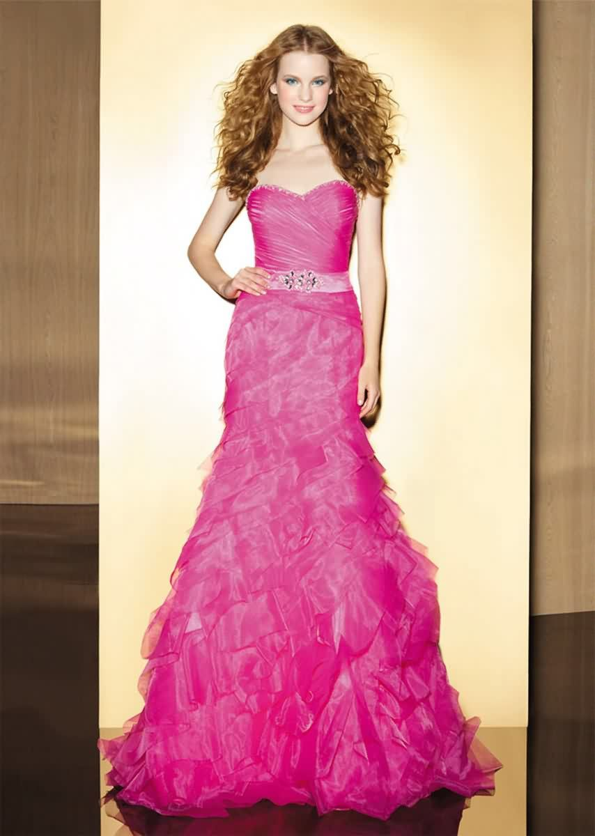 Astra Formal - Enzoani 12056 | Size 10 Hot Pink | Love by Enzoani ...