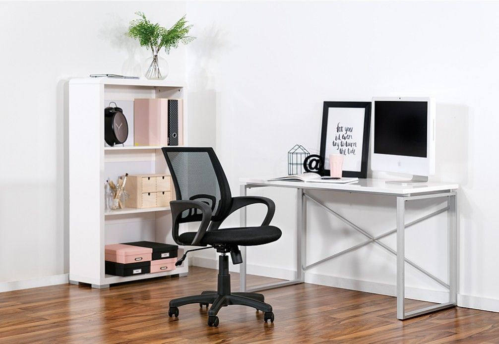 Air Deluxe Office Chair Super Amart