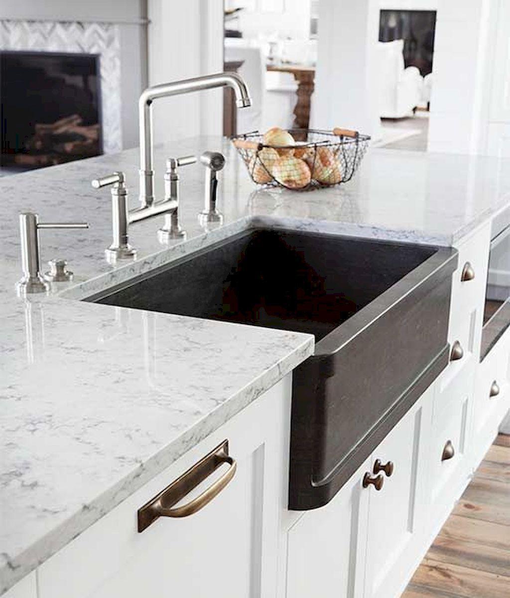 Farmhouse Sink 24 Inch Farmhouse Sink Kitchen Modern Kitchen Kitchen Decor Modern