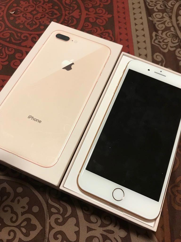 Iphone 8plus rose goldlove is in the air porque mi amor me complace❤ iphonex