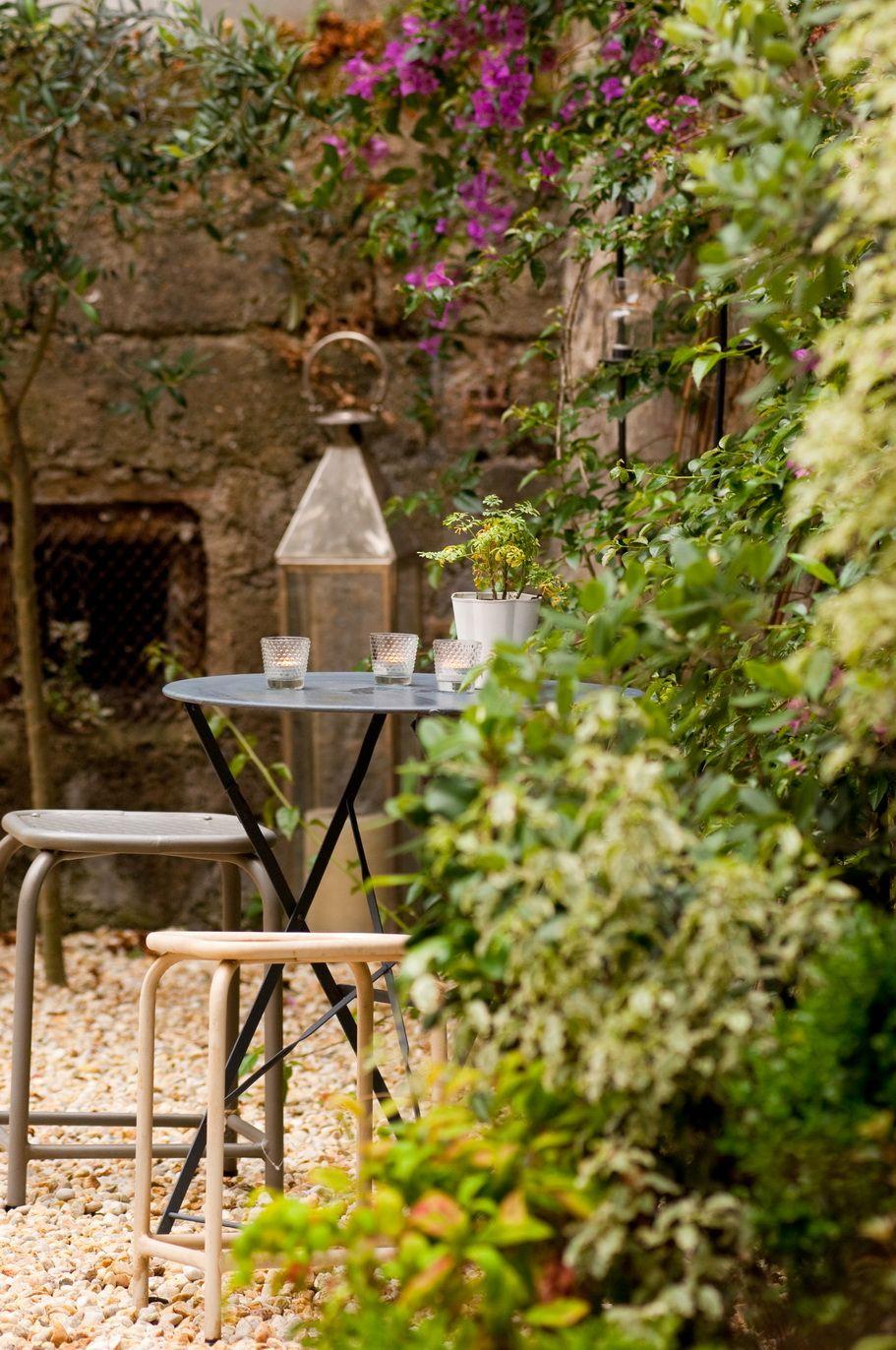 Otro rincón del #jardín de #nelybelula.