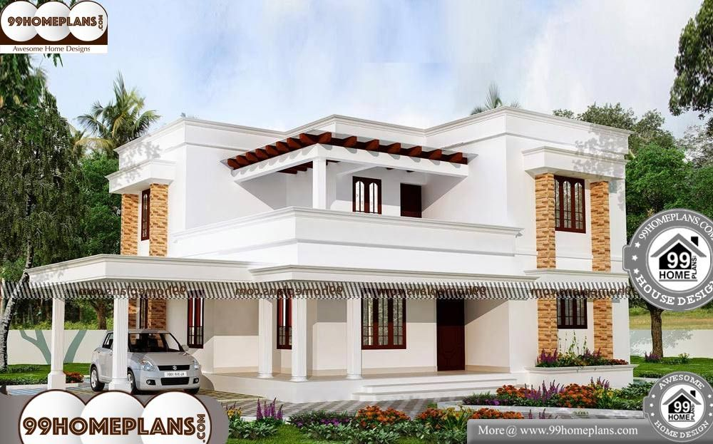 House Designs Images India - 2 Story 1800 sqft-Home House ...