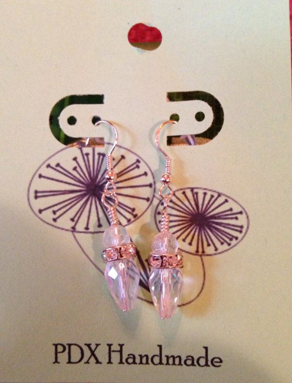 Very Cute Large Christmas light irridescent by PDXHandmadeVintage, $10.00