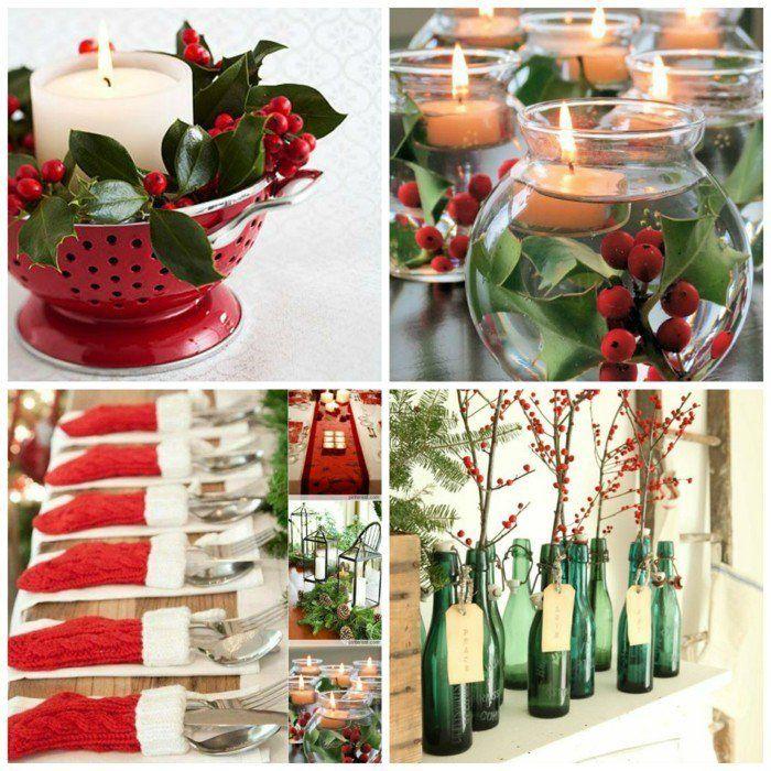 weihnachtsdeko diy ideen upcycling kuechensieb kerzen glasflaschen weihnachten pinterest. Black Bedroom Furniture Sets. Home Design Ideas