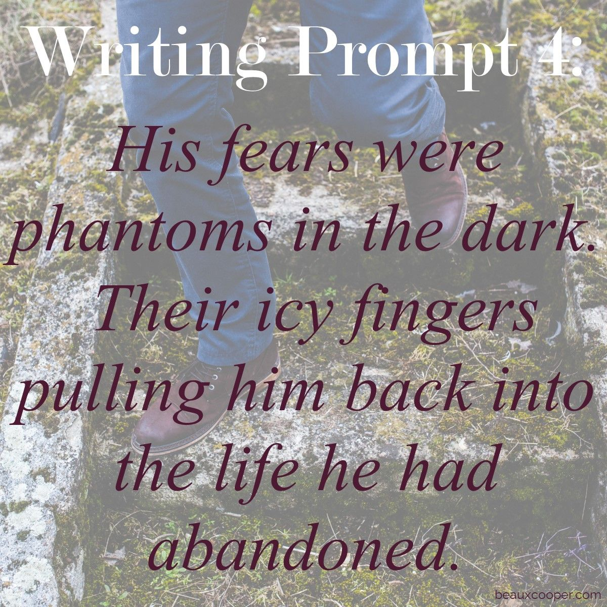 Writing Prompt Four - Now accepting submissions for ANY writing prompt on…