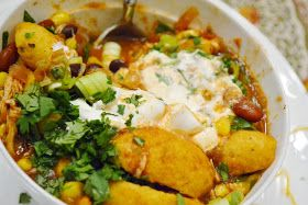 Meals at the Muirs: Chicken Taco Chili