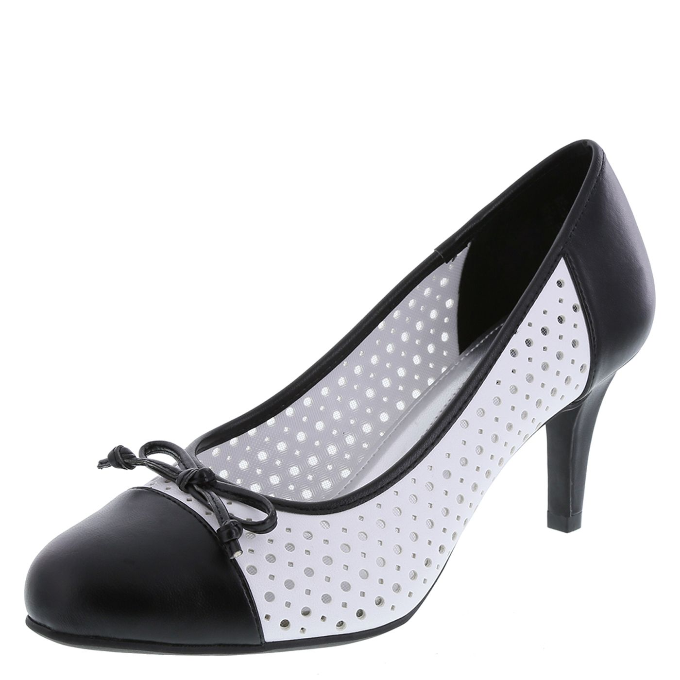 Women's Kacey Perforated Pump | Shoe