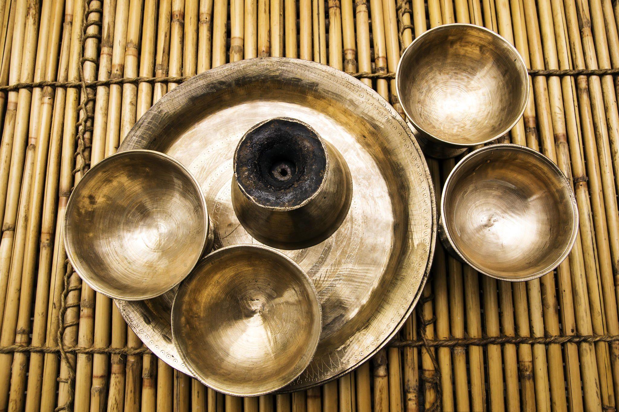 Bell Metal Utensils Of Assam With Images Brass Decor