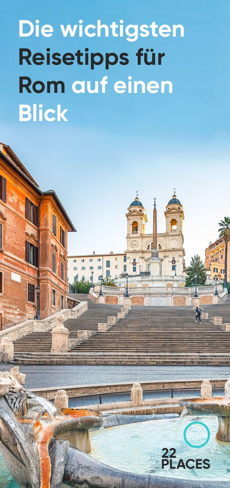 Photo of Rome Tips: All important travel tips for Rome at a glance