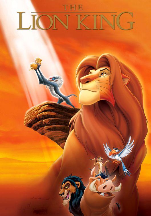 The lion king il re leone disney 1994 cartoni animati film