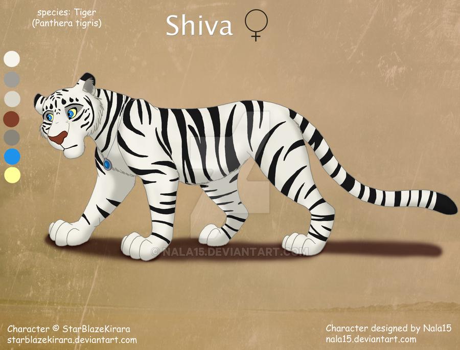 Shiva Simple Ref Sheet Commission By Nala15 Deviantart Com On Deviantart Lion King Drawings Lion King Art Lion King Game