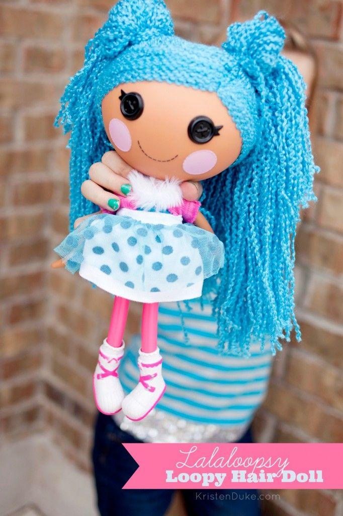 New LalaLoopsy Dolls | Peinados, Nuevas y Lalaloopsy