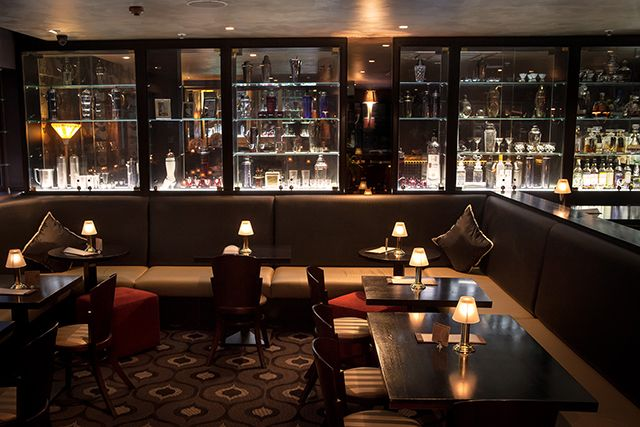 The Ten Most Stylish Bars In Australia Roosevelt Sydney