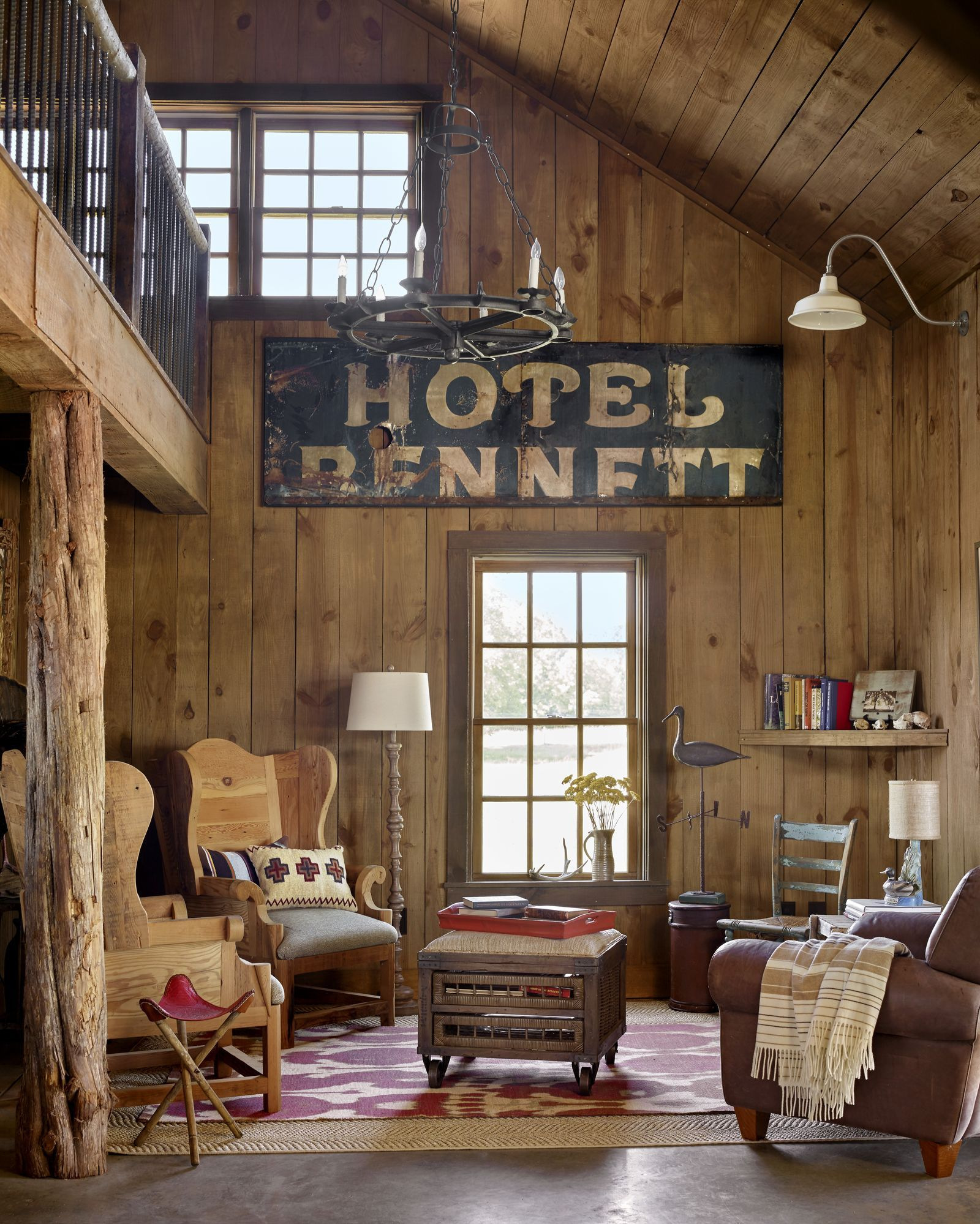 Create A Cozy Cabin Like Space With These Rustic Decor Ideas Living Room Decor Rustic Rustic Living Room Rustic Living Room Furniture