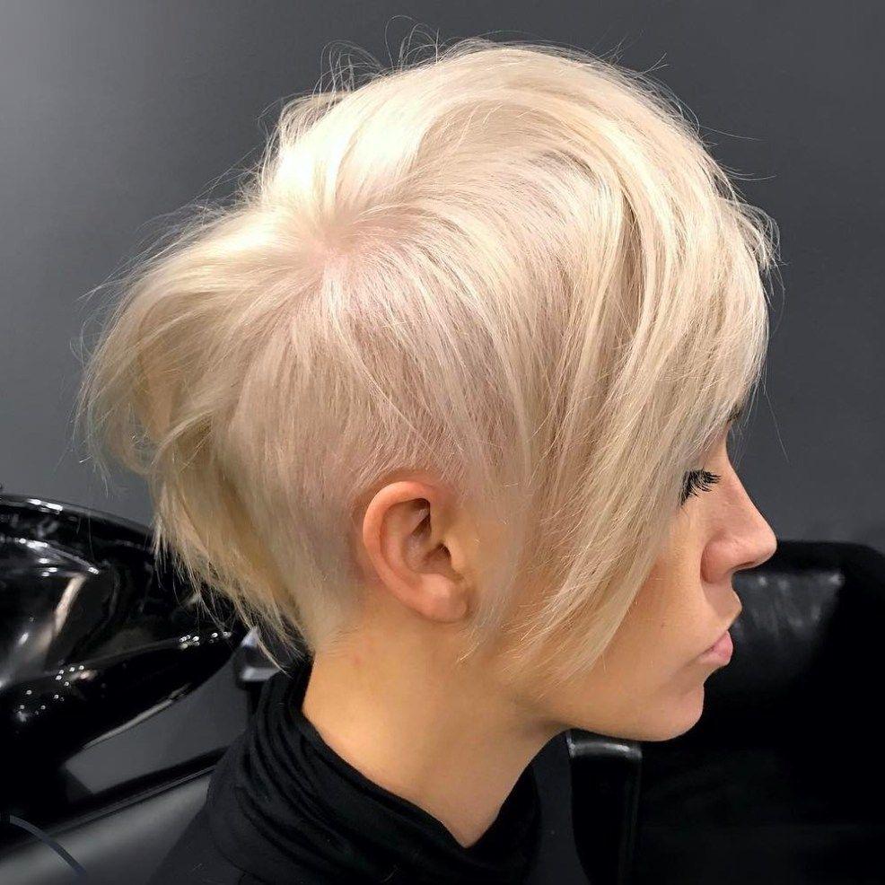 inspiring pixie undercut hairstyles in pixies pinterest