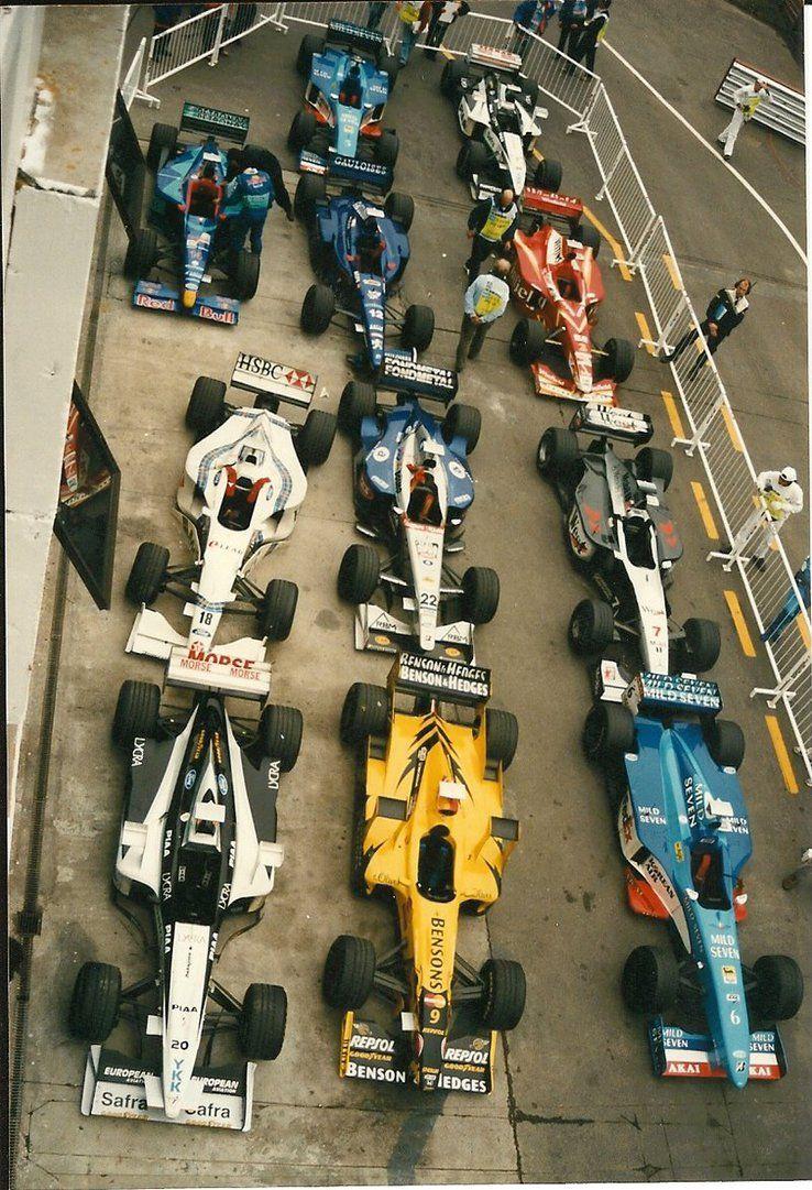 Itsbrucemclaren Racing Formula One Formula 1 Car