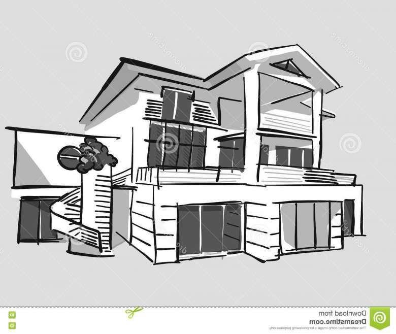 Drawing Dream House 16 Dream House Drawing 16 Dream House Drawing Dreamhousedrawing Dre Dream House Drawing Dream House Sketch House Sketch