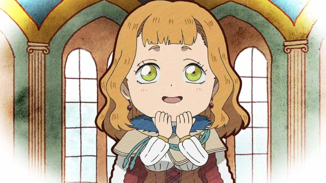 Black Clover Mimosa Anime