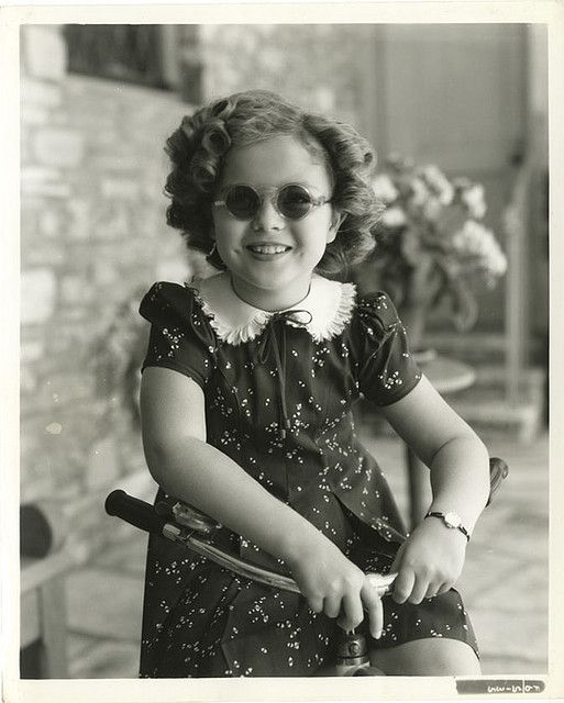 Shirley Temple Black. 1928-2014.