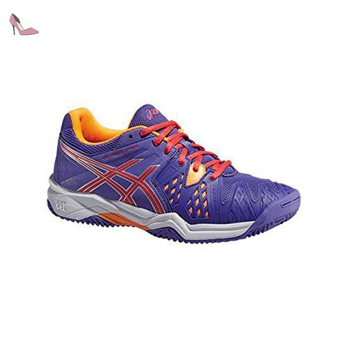 new style dcf0c 0abff ASICS GEL RESOLUTION 6 CLAY GS KIDS C501Y 3306 - Chaussures asics ( Partner-