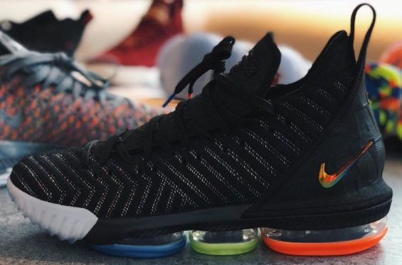 newest 89936 6420c Nike LeBron 16 I Promise Arriving This Fall The Nike LeBron 16 I Promise is  another