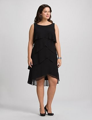 Plus Size Dresses Special Occasion Dresses Plus Size Tiered