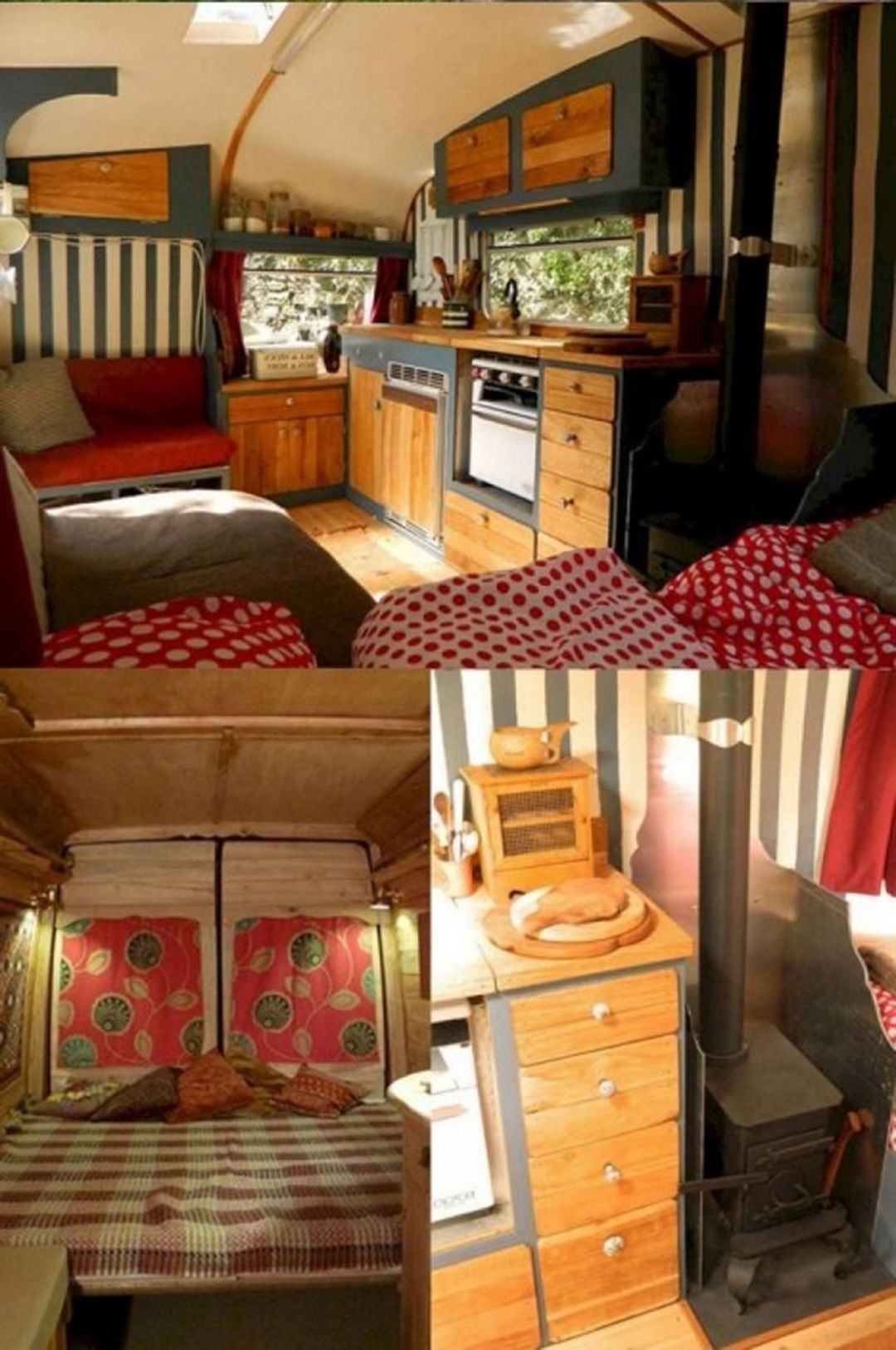 25 Best And Low-Cost Small RV Remodel Ideas With Before