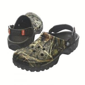 9291941b4010a5 Crocs Men s Off Road Clog - Camo Chocolate - Mills Fleet Farm